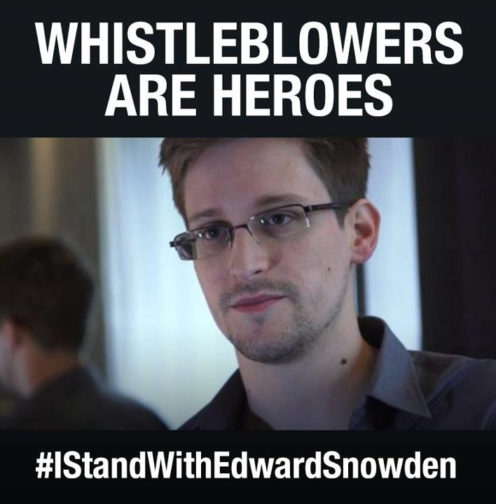 Help Edward Snowden: The 29 Year-Old Who Revealed The Government's Spying